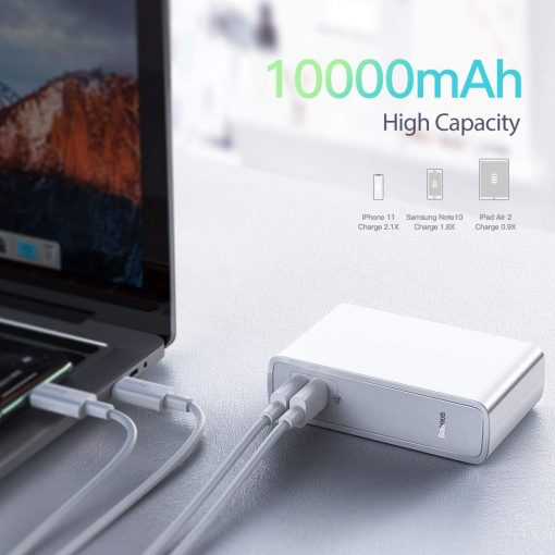 Baseus Powerbank Charger 45 Watt