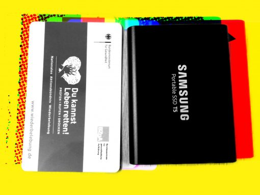 Samsung SSD T5 Size