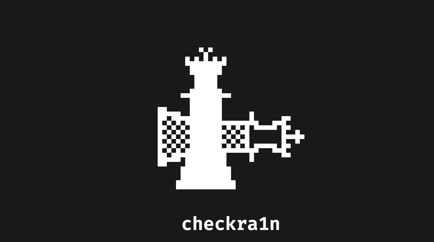checkra1n Apple Jailbreak