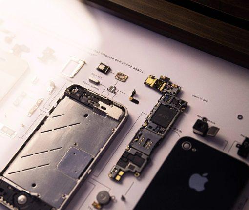 GridStudio iPhone 4S Art Piece Detail Description