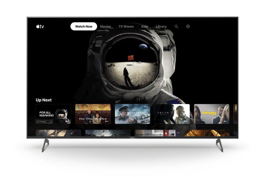 Sony Apple TV App