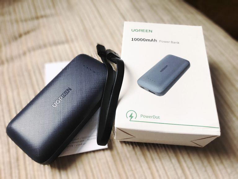 Review: Ugreen USB-C Powerbank mit 18 Watt im Test