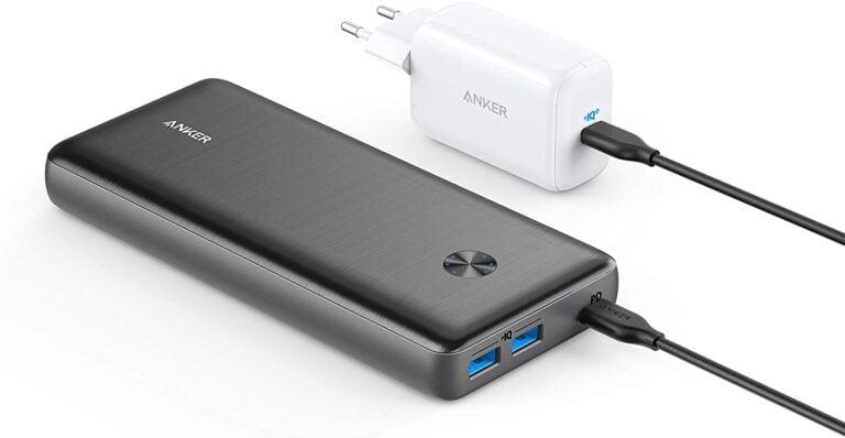 USB-C Akku + Ladegerät: Anker PowerCore III Elite 25600