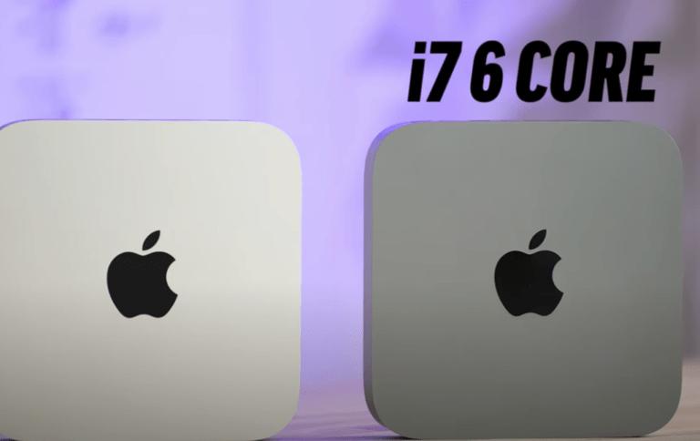 M1 Mac mini ist dem Intel Mac mini + eGPU deutlich überlegen
