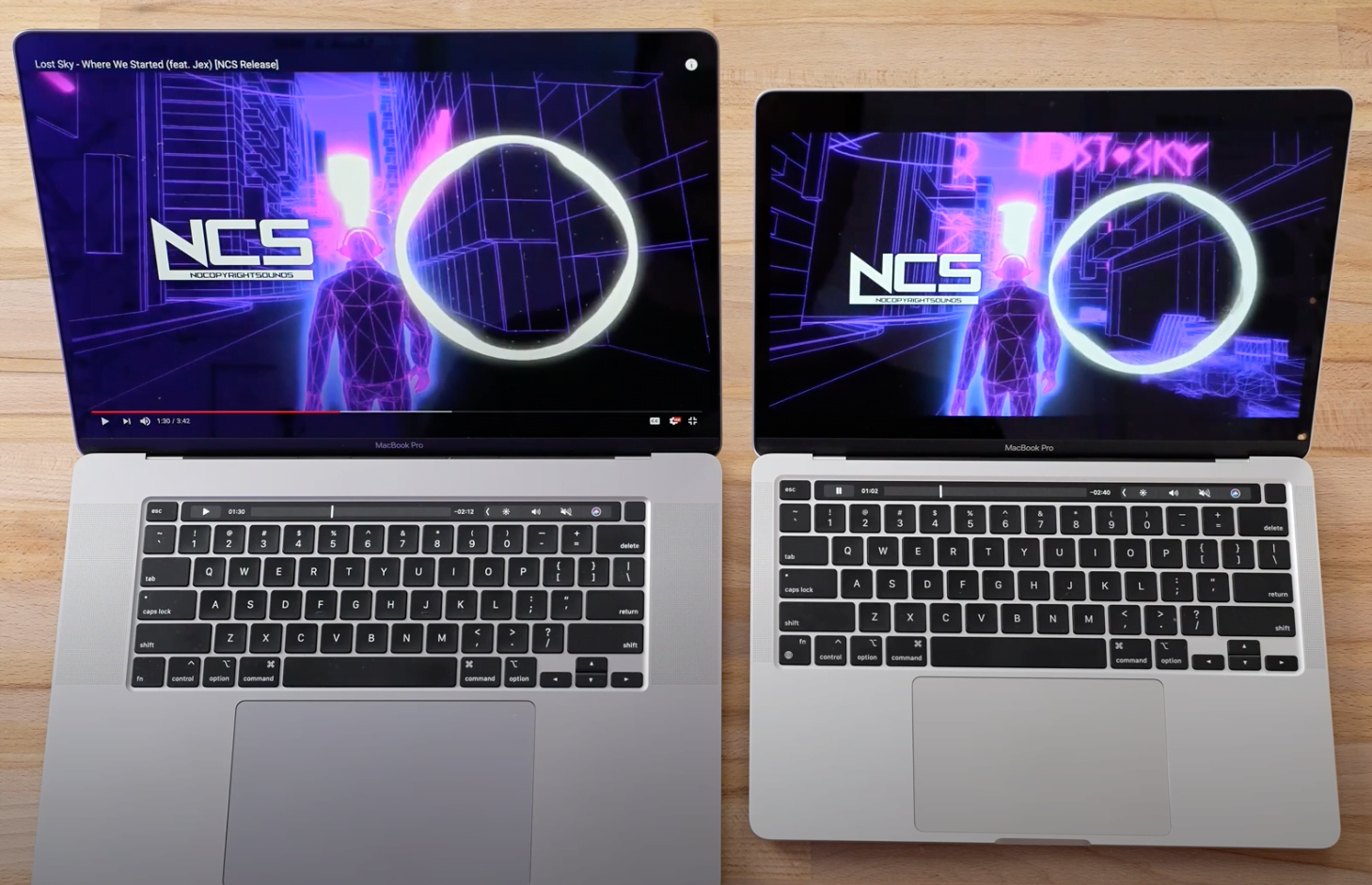 MacBook Pro 1622 vs 1322 M1