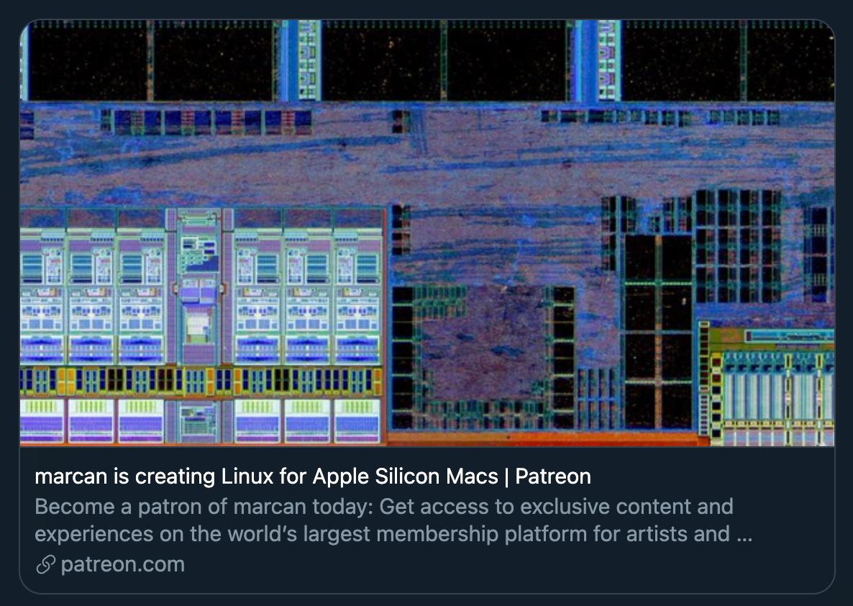 Linux M1 Mac
