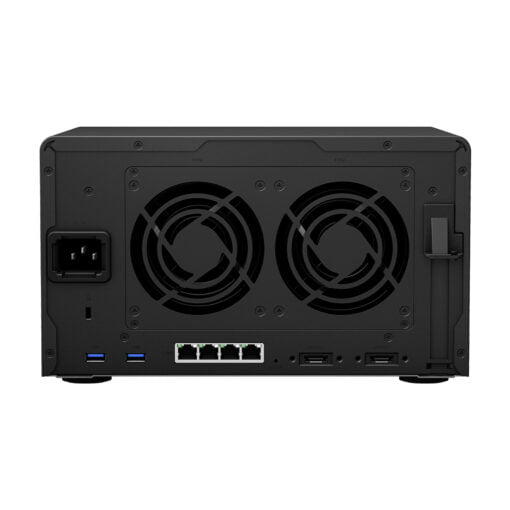 Synology NAS DS1621 Back