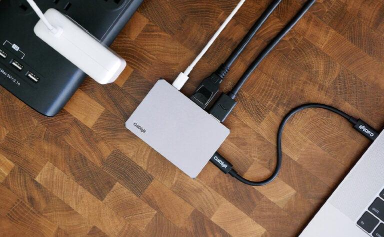 CalDigit SOHO Dock mit 4K 60 Hz HDMI Anschluß