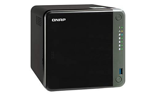 33693 6 qnap ts 453d 4g 4 bay desktop