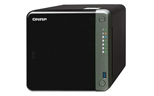 33693 7 qnap ts 453d 4g 4 bay desktop