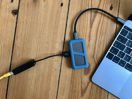 Dell Ethernet Adapter USB A Hub