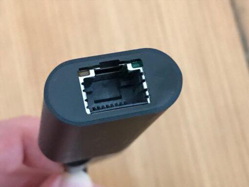 Dell Ethernet Adapter USB C Port