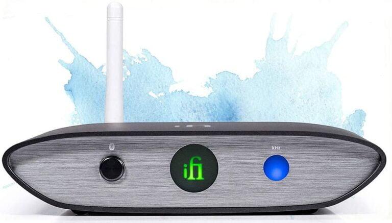 Bluetooth Receiver mit LDAC und aptX