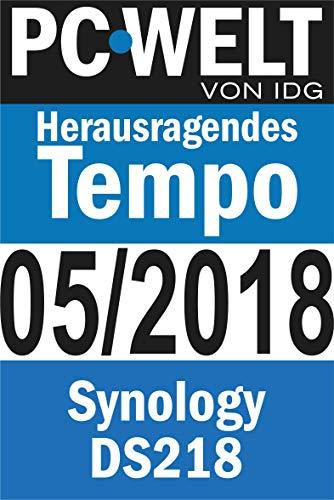 34682 7 synology ds218 2 bay desktop n