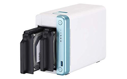 35089 8 qnap ts 251d 4g desktop nas ge