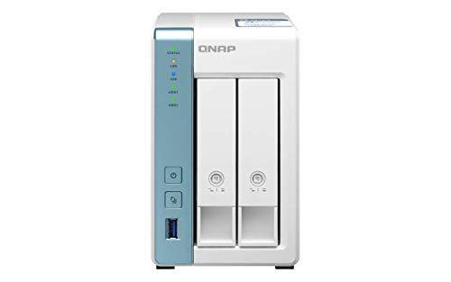35158 1 qnap ts 231p3 2g 2 bay desktop