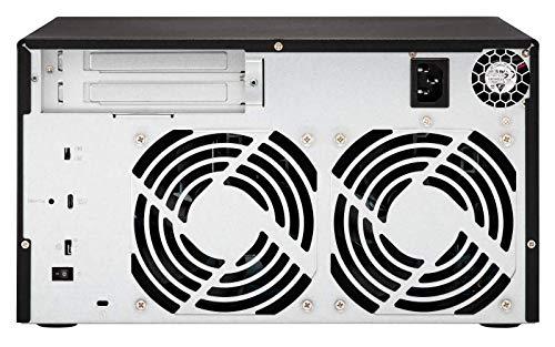35245 10 qnap tl d800c 8 bay desktop jb