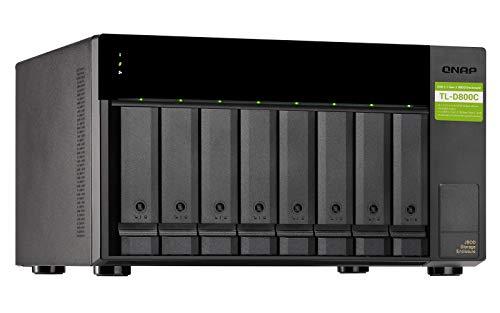 35245 3 qnap tl d800c 8 bay desktop jb