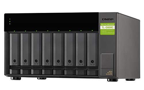 35245 4 qnap tl d800c 8 bay desktop jb