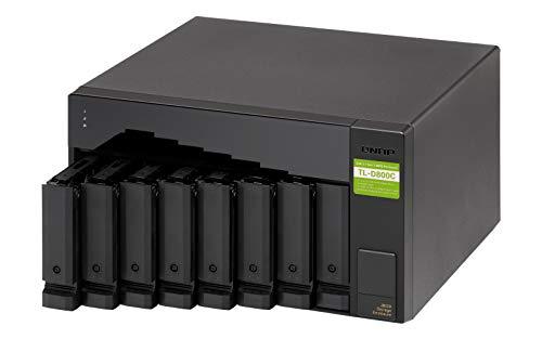 35245 7 qnap tl d800c 8 bay desktop jb