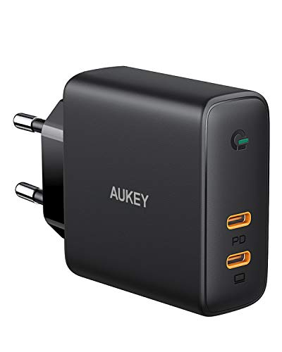 37902 1 aukey usb c ladegeraet 60w wan