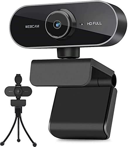 39013 1 webcam mit mikrofon und stativ