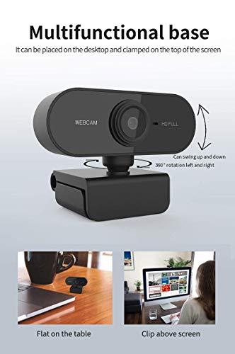 39013 6 webcam mit mikrofon und stativ
