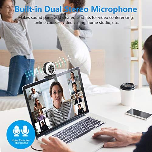 39047 4 1080p webcam mit mikrofon ful