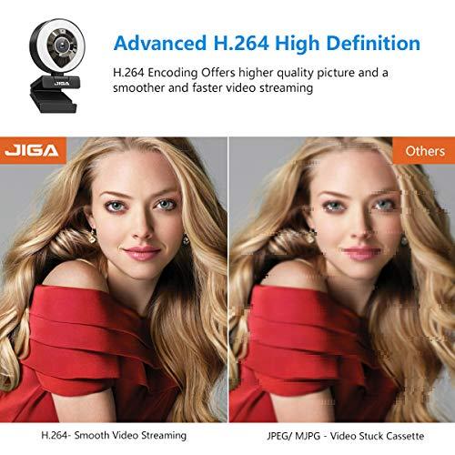 39047 8 1080p webcam mit mikrofon ful