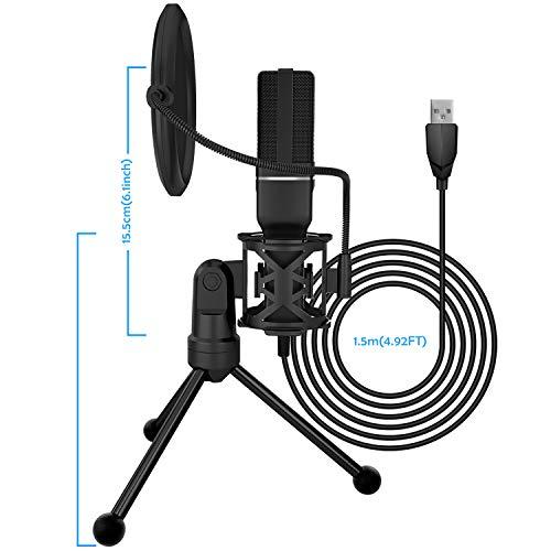 39083 6 yanmai usb pc mikrofon pc lap
