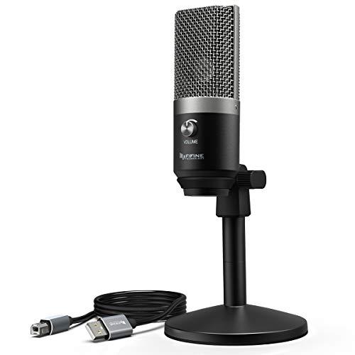 39093 1 fifine pc usb mikrofon fuer co