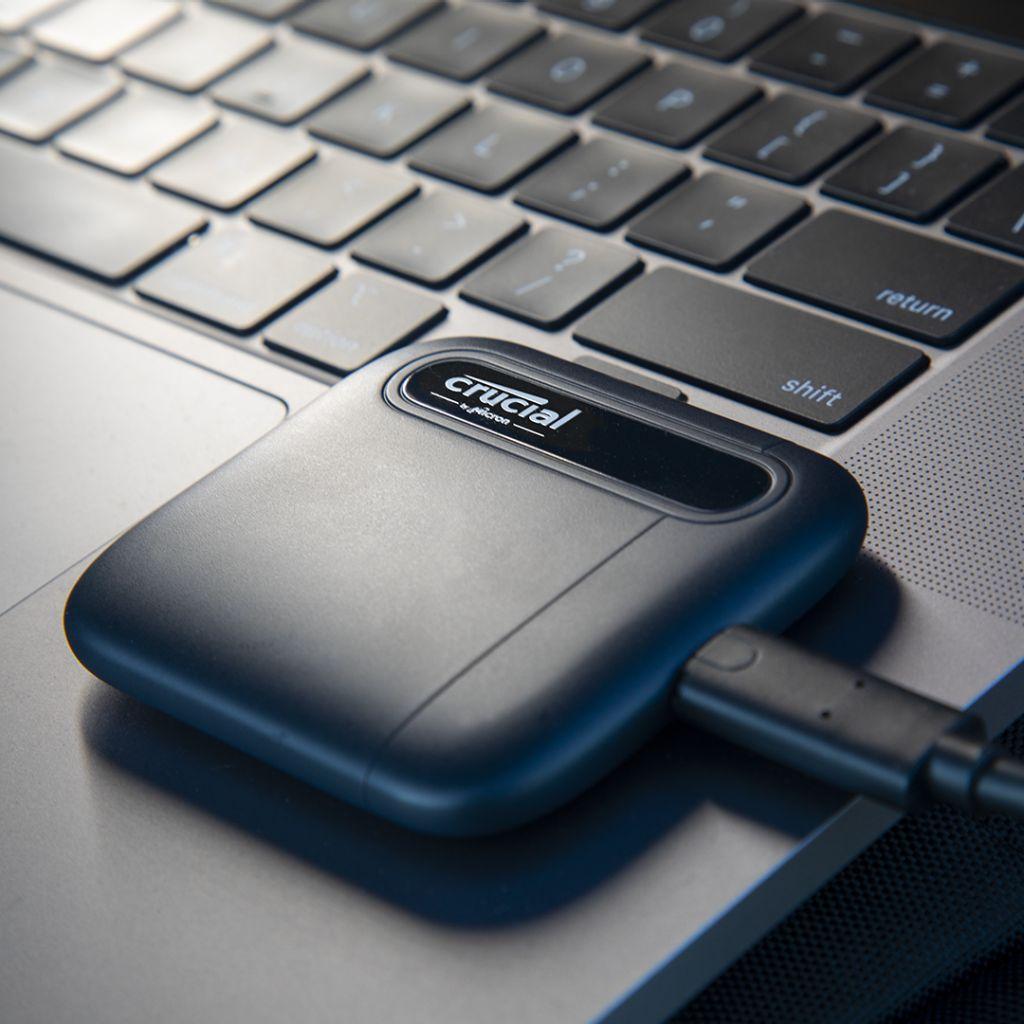 Crucial X6 MacBook
