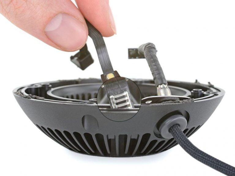 HomePod mini besitzt eingebauten Temperatursensor