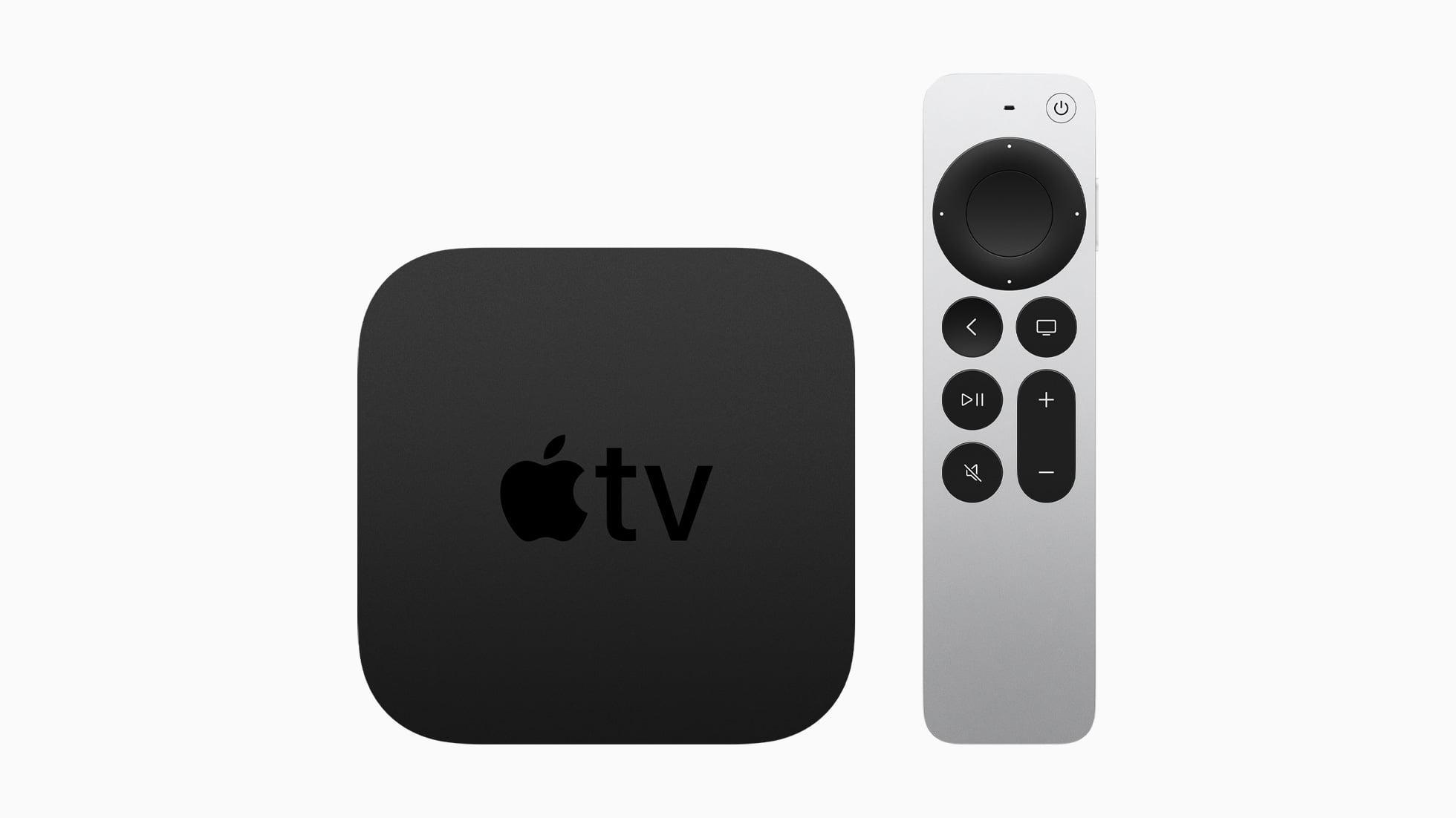 Apple unveils the next gen of AppleTV4K 042021