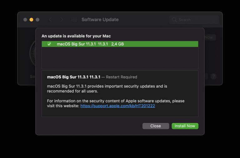 Weiterhin Sicherheitsupdates für iOS 12 Geräte