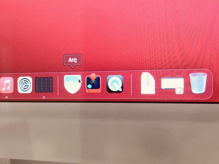 macOS: Dock mit zwei Monitoren verwenden