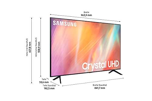 41527 4 samsung crystal uhd 4k tv 43 z