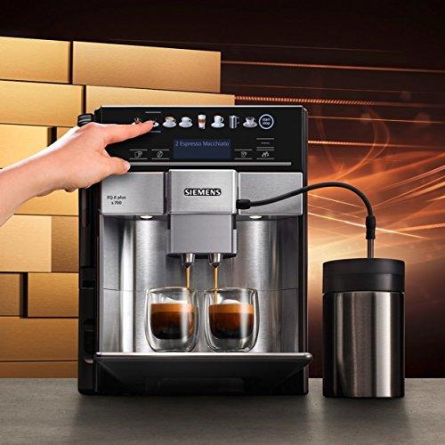 41572 5 siemens eq 6 plus s700 kaffeev