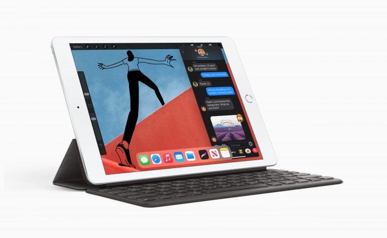 iPad der 8. Generation mit 10.2″ Display im Angebot