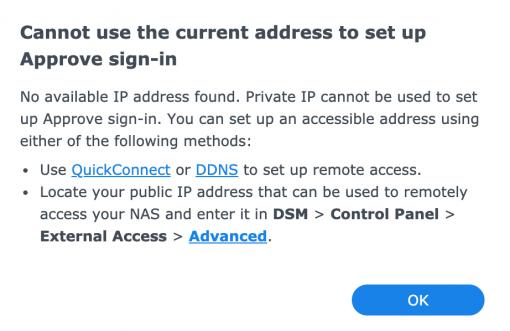 4 DSM 7 no connect