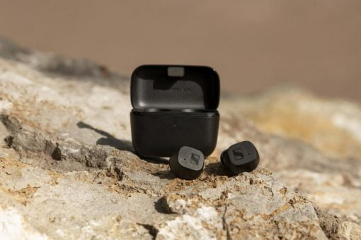 Sennheiser CX True Wireless black