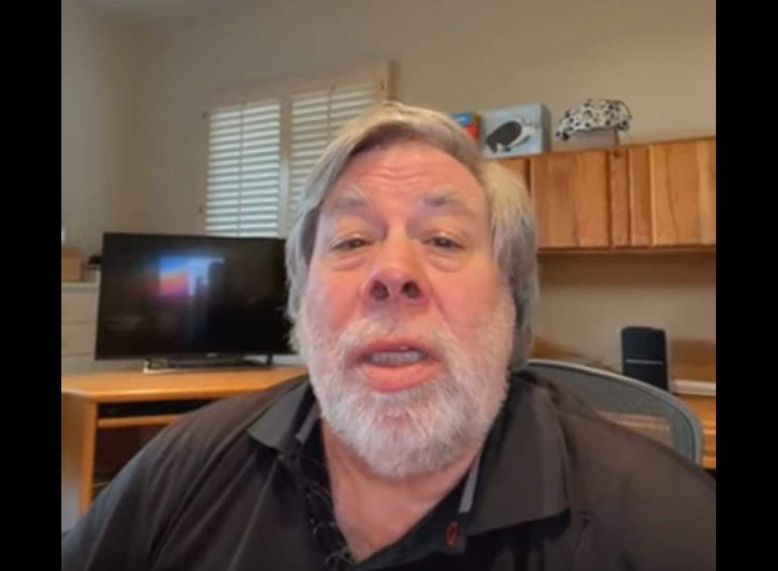 Steve Wozniak right to repair