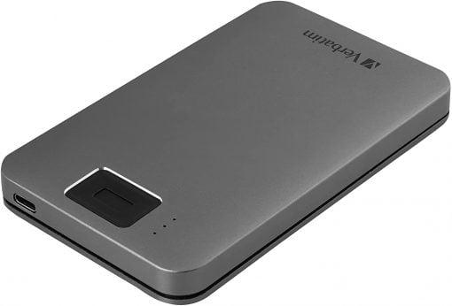Verbatim Fingerprint Secure HDD