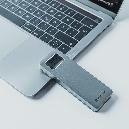 Verbatim SSD Touch ID