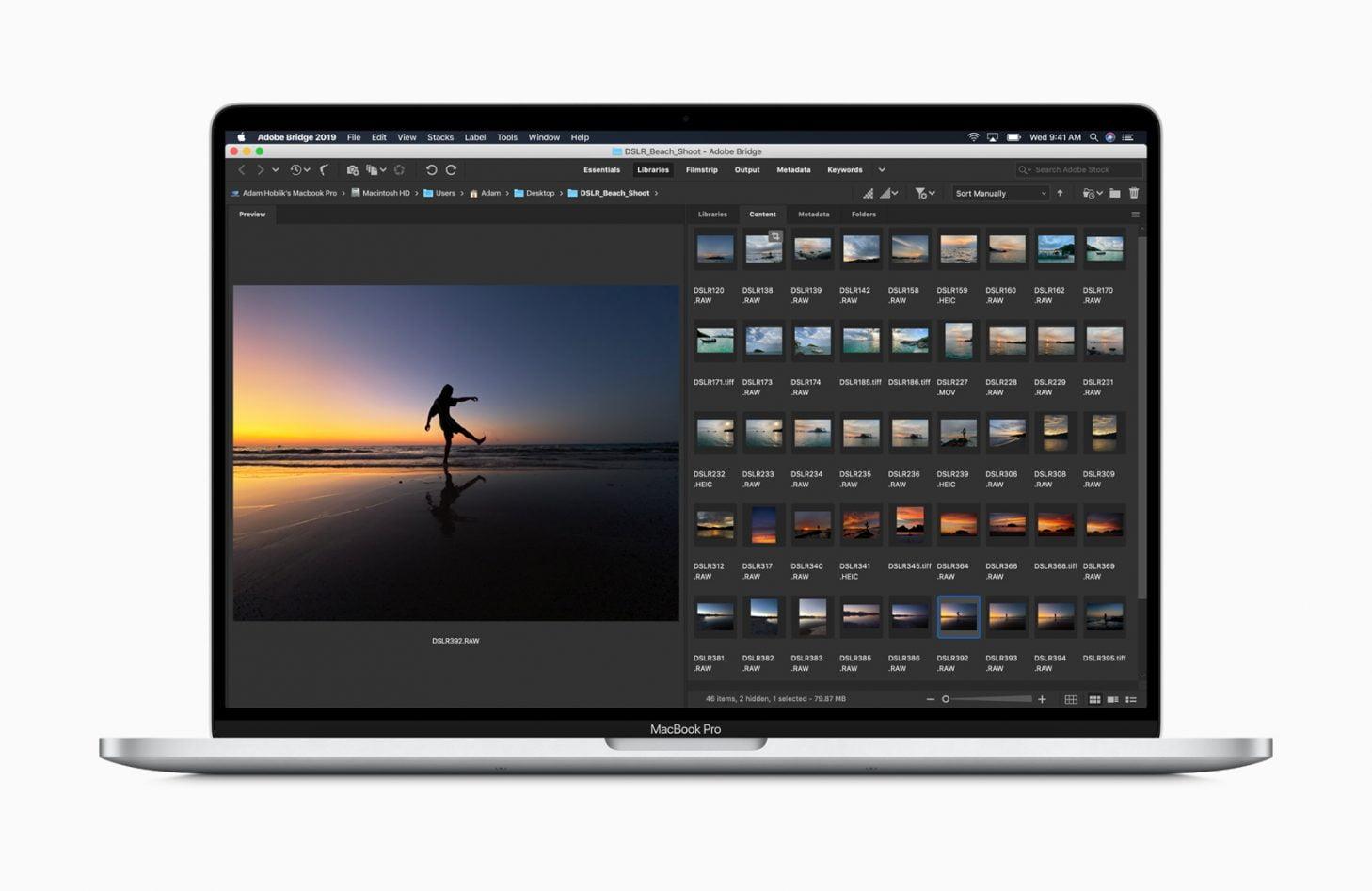 Apple 16 inch MacBook Pro macOS Catalina 111319