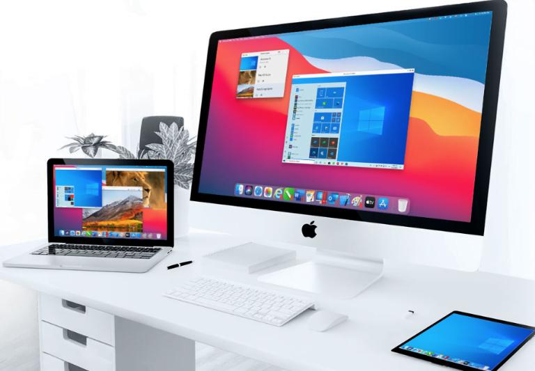 Parallels Desktop 17 für macOS Monterey und Windows 11