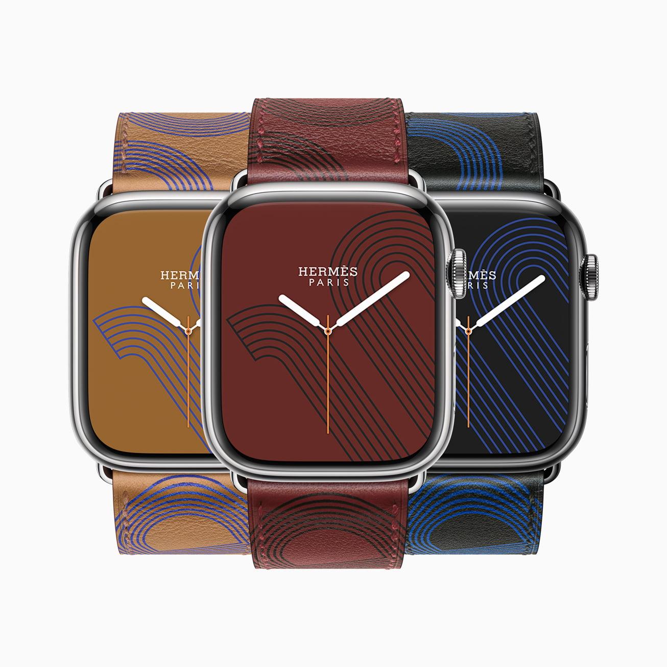 Apple watch series7 hermes 02 09142021