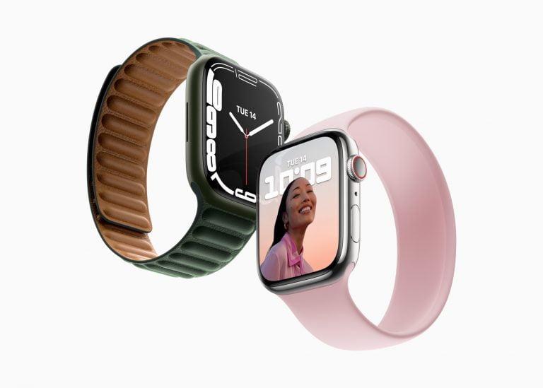 Apple Watch 7 bekommt größeres Display