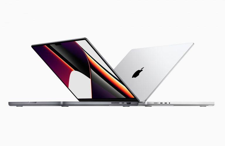 Neues MacBook Pro mit M1 Pro und HDMI, ohne Touchbar