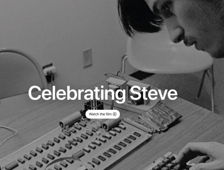 10. Todestag von Steve Jobs – Apple gedenkt mit einem Video